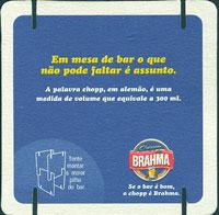 Beer coaster inbev-brasil-10-zadek