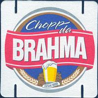 Beer coaster inbev-brasil-10