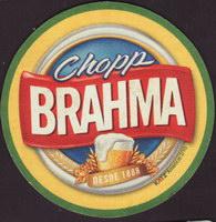 Beer coaster inbev-brasil-106