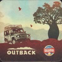 Beer coaster inbev-brasil-107-oboje-small