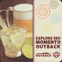 Beer coaster inbev-brasil-108
