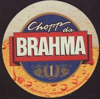 Beer coaster inbev-brasil-112