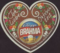 Beer coaster inbev-brasil-117-small