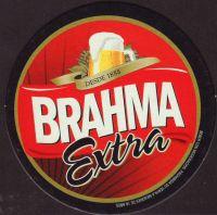Beer coaster inbev-brasil-118-small
