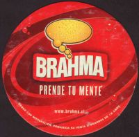 Beer coaster inbev-brasil-119-small