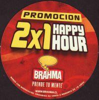 Beer coaster inbev-brasil-121-small