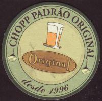 Beer coaster inbev-brasil-122-oboje