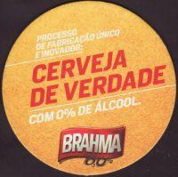 Beer coaster inbev-brasil-123