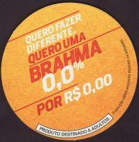 Beer coaster inbev-brasil-123-zadek