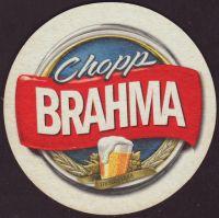 Beer coaster inbev-brasil-124