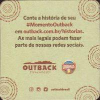 Beer coaster inbev-brasil-125-small