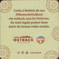 Beer coaster inbev-brasil-127
