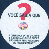 Beer coaster inbev-brasil-13-zadek