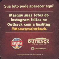Beer coaster inbev-brasil-131