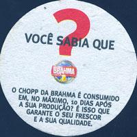 Beer coaster inbev-brasil-14-zadek