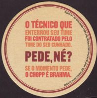 Beer coaster inbev-brasil-144-zadek-small