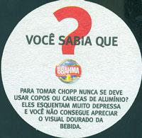 Beer coaster inbev-brasil-15-zadek