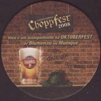 Beer coaster inbev-brasil-150-small