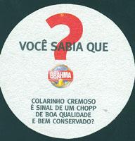 Beer coaster inbev-brasil-16-zadek