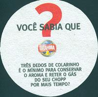 Beer coaster inbev-brasil-17-zadek