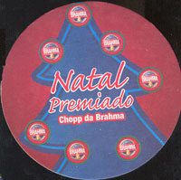 Beer coaster inbev-brasil-18-zadek
