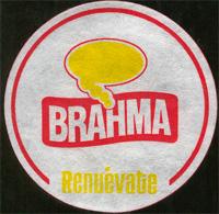 Beer coaster inbev-brasil-21