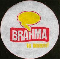 Beer coaster inbev-brasil-22