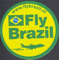 Beer coaster inbev-brasil-23-zadek