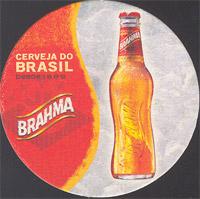Beer coaster inbev-brasil-23