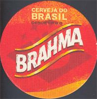 Beer coaster inbev-brasil-25-zadek