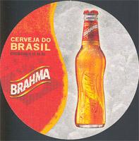 Beer coaster inbev-brasil-25