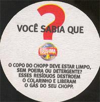 Beer coaster inbev-brasil-28-zadek
