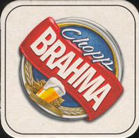 Beer coaster inbev-brasil-42