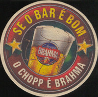 Beer coaster inbev-brasil-44