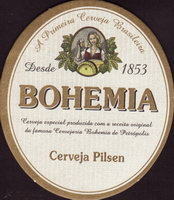 Beer coaster inbev-brasil-70