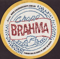 Beer coaster inbev-brasil-72-oboje-small