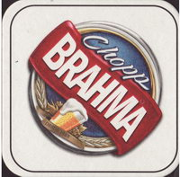 Beer coaster inbev-brasil-75