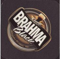 Beer coaster inbev-brasil-76