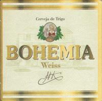 Beer coaster inbev-brasil-96