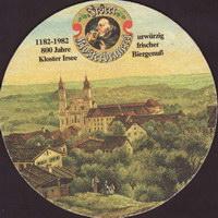 Beer coaster irseer-klosterbrauerei-2