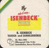 Pivní tácek isenbeck-1-zadek