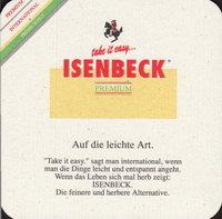 Pivní tácek isenbeck-10-zadek-small