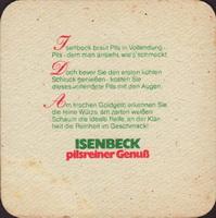 Pivní tácek isenbeck-12-zadek-small