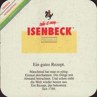 Pivní tácek isenbeck-14-zadek-small