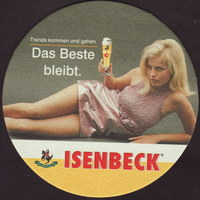 Pivní tácek isenbeck-15-zadek-small
