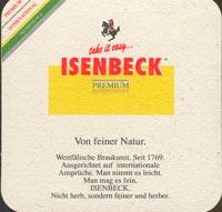 Pivní tácek isenbeck-2-zadek