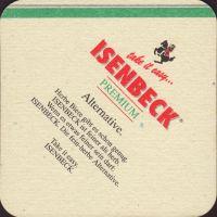 Pivní tácek isenbeck-20-zadek-small