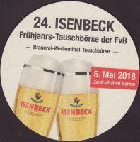 Pivní tácek isenbeck-24-small