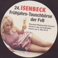 Pivní tácek isenbeck-24-zadek-small