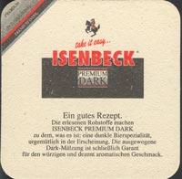 Pivní tácek isenbeck-3-zadek